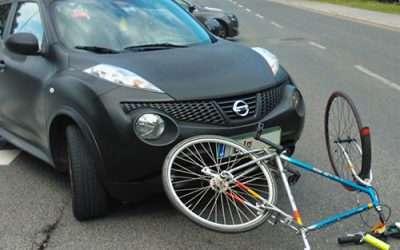 Bir Bisiklet Kazası – Kavşaklarda Ortak Yol Üzerinde Geçiş Hakkı