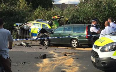 Levenes, Metropolitan Polisi'ne karşı trafik kaza davasını kazandı