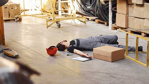 Accidents Caused by Co-Workers